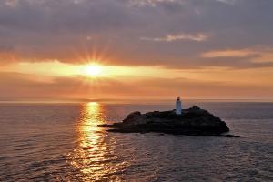 Godrevey Lighthouse