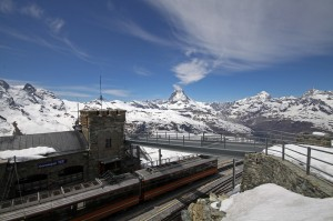 Gornergrat - Matterhorn