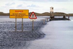 Road to Lindasfarne